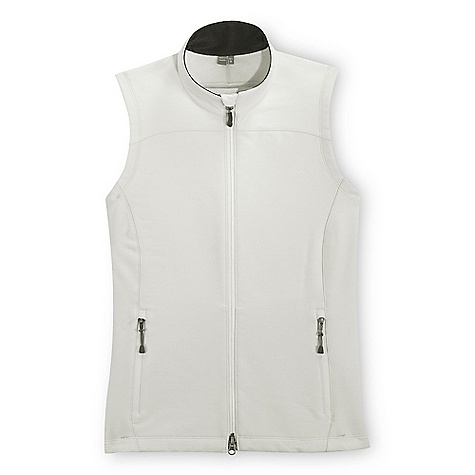 photo: Ibex Tuck Vest soft shell vest
