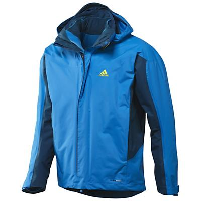 Adidas Men's HT 3 In 1 CPS Fleece Jacket