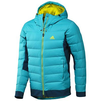 Adidas Men's HT Hybrid Down Hoody