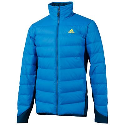 Adidas Men's HT Hybrid Down Jacket
