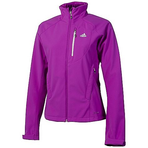 photo: adidas Women's Hiking Softshell Jacket