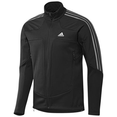 Adidas Men's TS Fleece Jacket