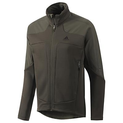 Adidas Men's TS Fleece Jacket