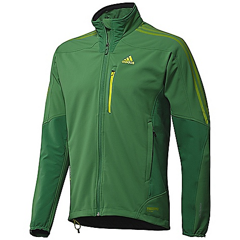 photo: Adidas Women's Terrex Windstopper Hybrid Jacket wind shirt