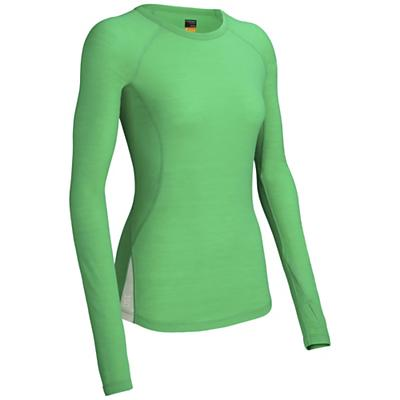 Icebreaker Women's Bolt LS Crewe Top