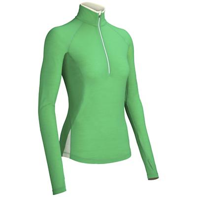 Icebreaker Women's Bolt LS Zip