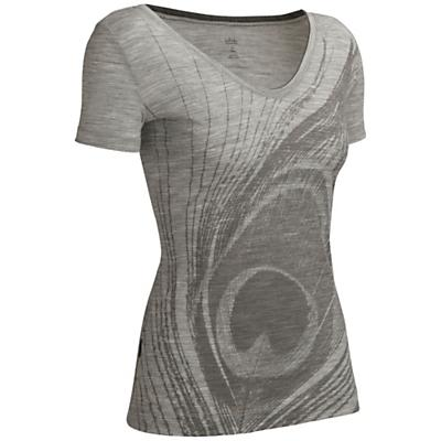 Icebreaker Women's Harmony T Feather