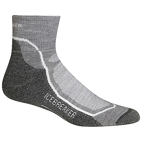 photo: Icebreaker Hike Lite Mini Sock
