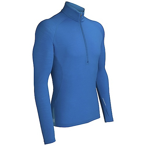 photo: Icebreaker Relay LS Half Zip base layer top
