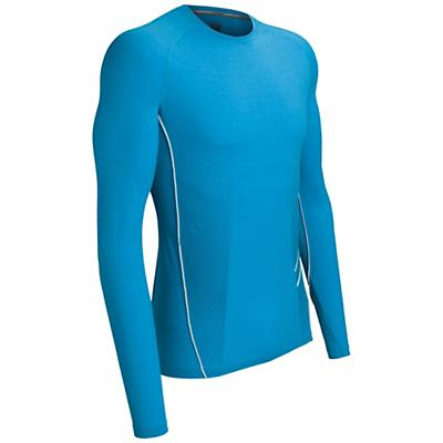 Icebreaker Men's Sonic LS Crewe Top