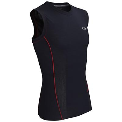 Icebreaker Men's Sonic Sleeveless Tee