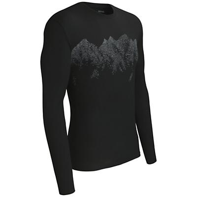 Icebreaker Men's Tech T Lite LS Top Southern Alps