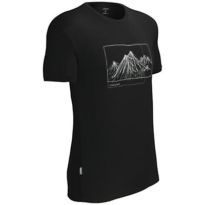 Icebreaker Men's Tech T Lite SS Top Aoraki