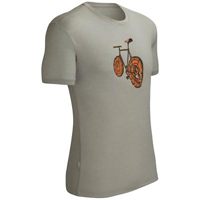 Icebreaker Men's Tech T Lite SS Top Logbike