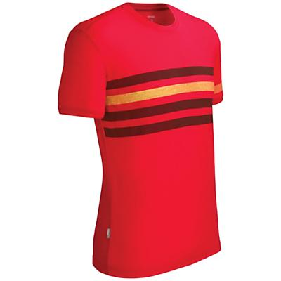 Icebreaker Men's Tech T Lite SS Top Streak