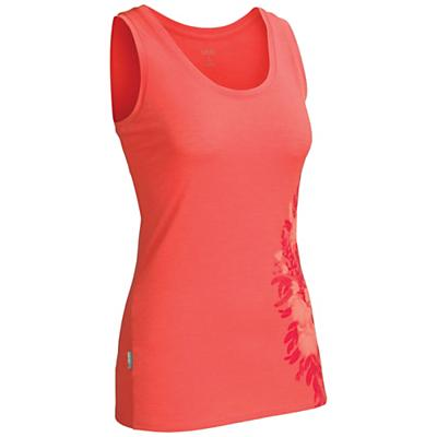 Icebreaker Women's Tech Tank Wild Bunch