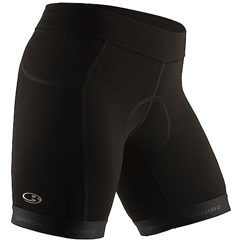 photo: Icebreaker Vibe Short active short