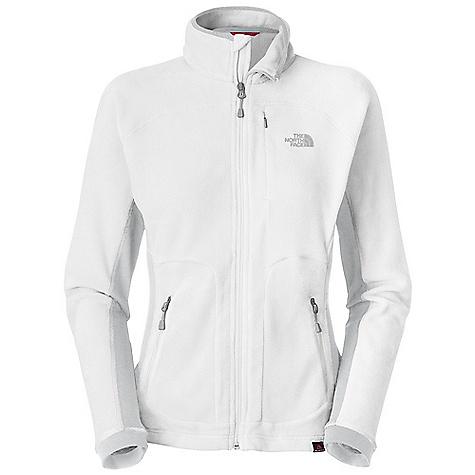 photo: The North Face Women's 100 Aurora Jacket fleece jacket