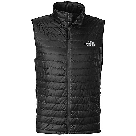 photo: The North Face Men's Blaze Vest synthetic insulated vest