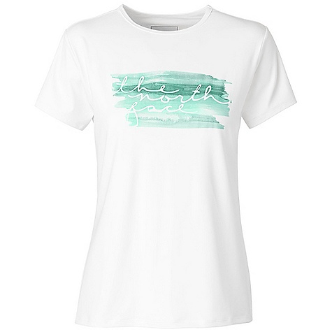 photo: The North Face Women's Class V Watershirt short sleeve performance top