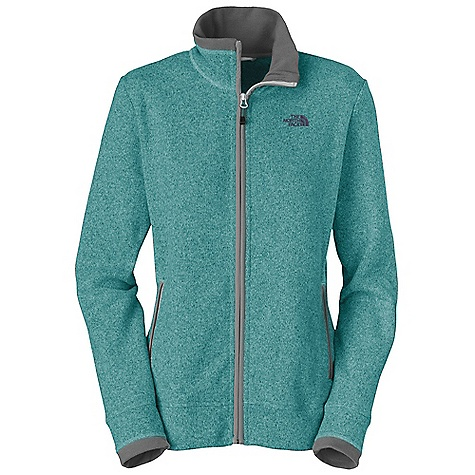 photo: The North Face Crescent LT Full Zip Jacket fleece jacket