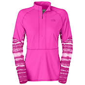 The North Face Women's Echo Lake 1/2 Zip Top