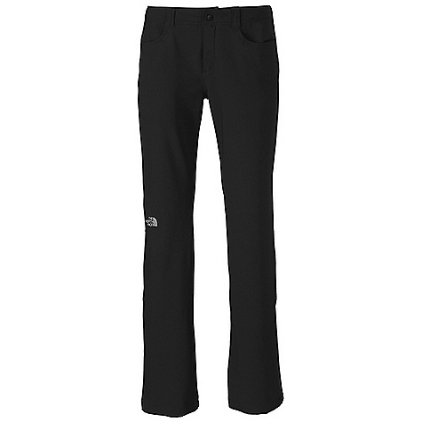 photo: The North Face Women's Nimble Pants soft shell pant