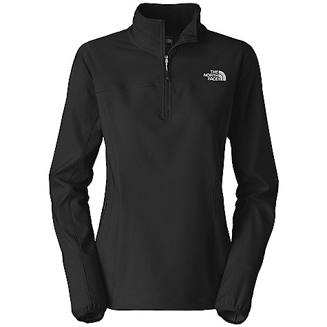 photo: The North Face Women's Nimble Zip Shirt