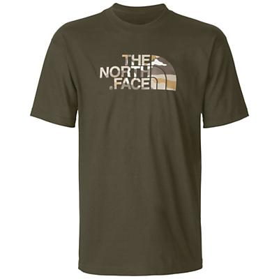 The North Face Men's S/S Camo Logo Tee