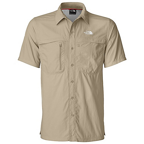 The North Face Short-Sleeve Horizon Peak Woven
