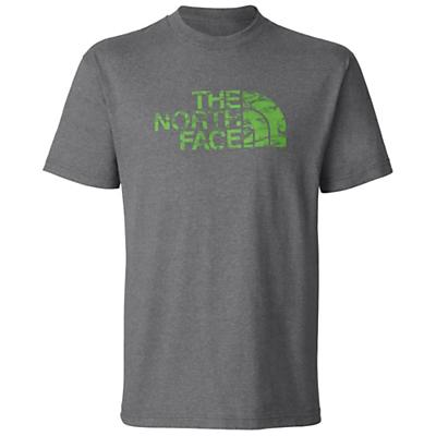 The North Face Men's S/S Wooden Logo Tee