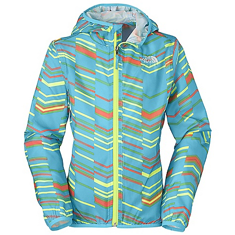 photo: The North Face Carina Wind Jacket wind shirt