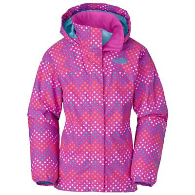 The North Face Girls' Dottie Resolve Jacket
