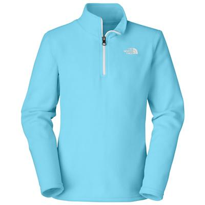 The North Face Girls' Glacier 1/4 Zip Fleece