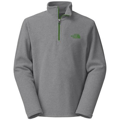 The North Face Boys' Glacier 1/4 Zip Fleece