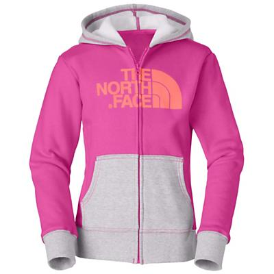 The North Face Girls' Half Dome Full Zip Hoodie