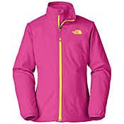 The North Face Girls' Mossbud Softshell Jacket