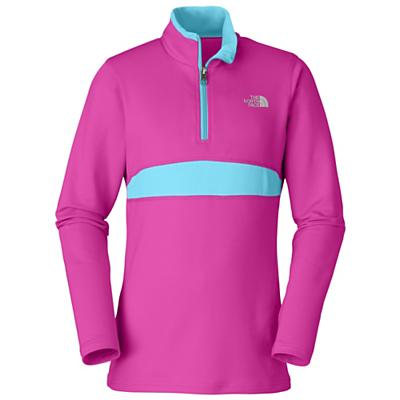 The North Face Girls' Sikayda Performance 1/4 Zip Fleece