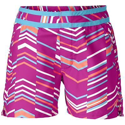 The North Face Girls' Senessa Printed Water Short