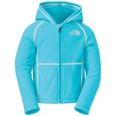 The North Face Toddler Girls' Glacier Full Zip Hoodie