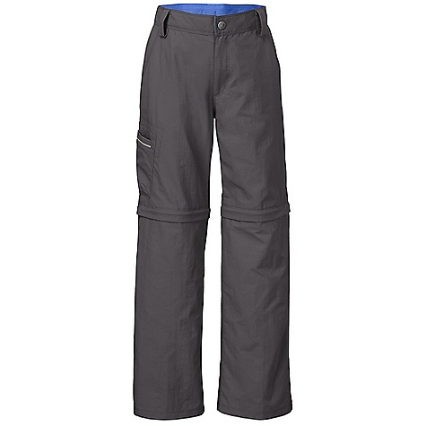 photo: The North Face Voyance Convertible Pants hiking pant