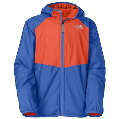 The North Face Boys' Warp Tide Reversible Wind Jacket