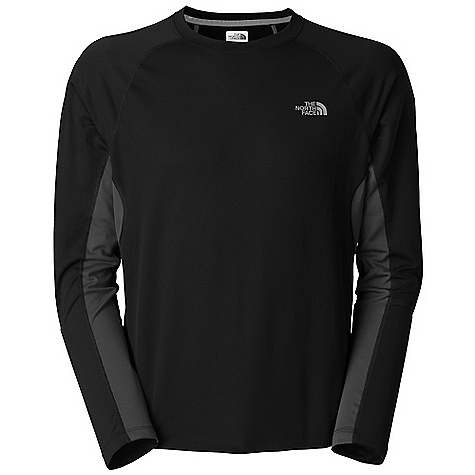 photo: The North Face Men's GTD Long-Sleeve Crew long sleeve performance top