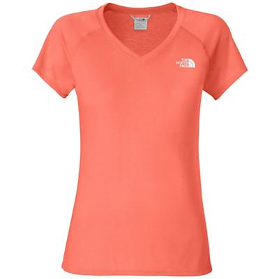 The North Face Women's S/S Reaxion V-Neck Tee