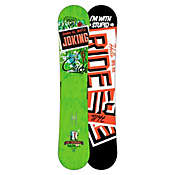Ride Crush Snowboard 152 - Men's