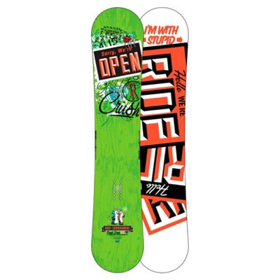 Ride Crush Wide Snowboard 153 - Men's