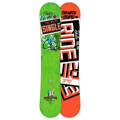 Ride Crush Snowboard 155 - Men's