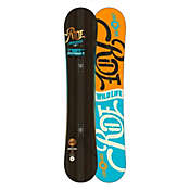 Ride Wild Life Snowboard 158 - Men's