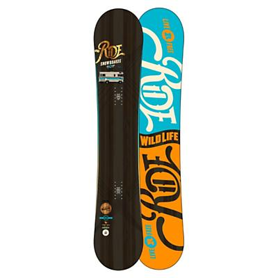 Ride Wild Life Snowboard 161 - Men's
