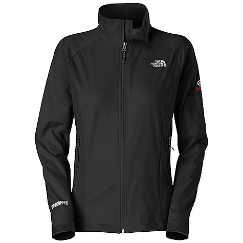 photo: The North Face Women's Alpine Project Hybrid Jacket soft shell jacket